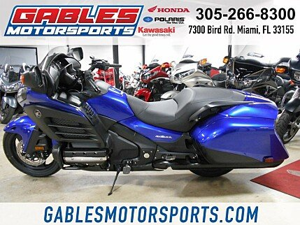 2015 Honda Gold Wing for sale 200339708