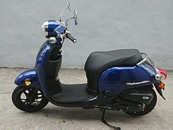 2015 Honda Metropolitan for sale 200580910