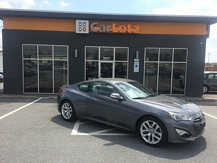 2015 Hyundai Genesis Coupe 3.8 for sale 100976419
