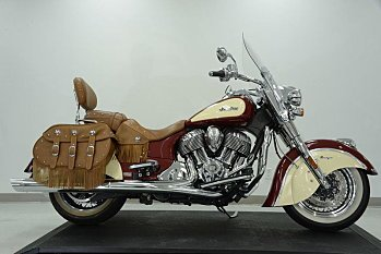 2015 Indian Chief for sale 200535850