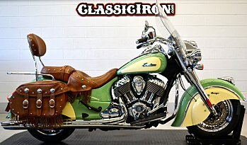 2015 Indian Chief for sale 200559010