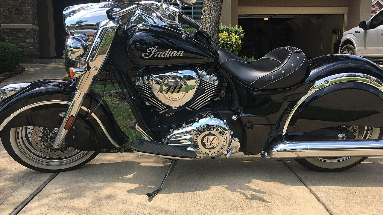 2015 Indian Chief Classic for sale 200620752