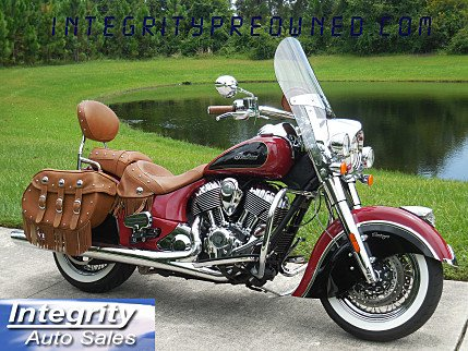 2015 Indian Chief for sale 200617231