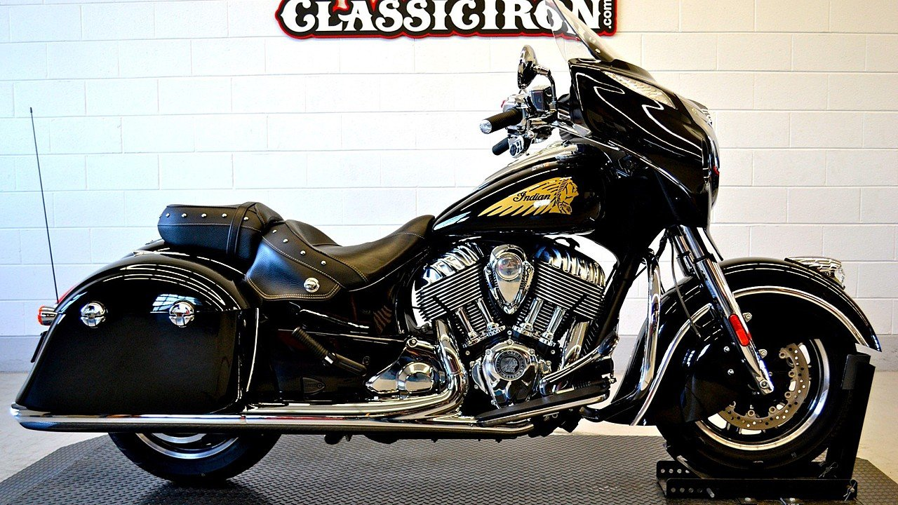 2015 Indian Chieftain for sale 200558847