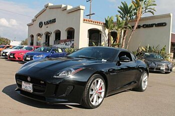 2015 Jaguar F-TYPE S Coupe for sale 100914306