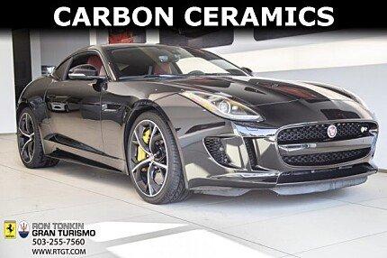 2015 Jaguar F-TYPE R Coupe for sale 101026524