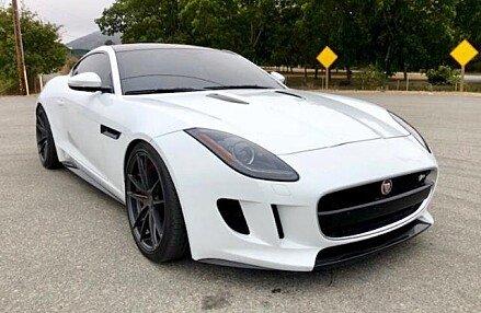 2015 Jaguar F-TYPE R Coupe for sale 101057125
