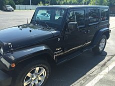 2015 Jeep Wrangler 4WD Unlimited Sahara for sale 100777728