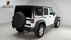 2015 Jeep Wrangler 4WD Unlimited Sport for sale 100858126