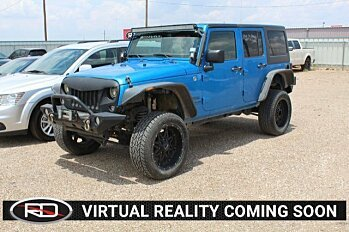 2015 Jeep Wrangler 4WD Unlimited Sport for sale 101003601