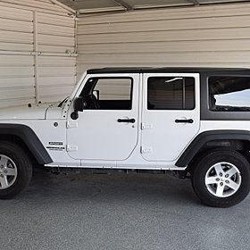 2015 Jeep Wrangler 4WD Unlimited Sport for sale 100906282