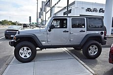 2015 Jeep Wrangler 4WD Unlimited Sport for sale 100910500