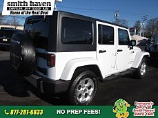 2015 Jeep Wrangler 4WD Unlimited Sahara for sale 100943303