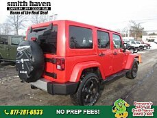 2015 Jeep Wrangler 4WD Unlimited Sahara for sale 100943449
