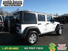 2015 Jeep Wrangler 4WD Unlimited Sport for sale 100954209