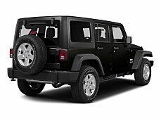 2015 Jeep Wrangler 4WD Unlimited Sahara for sale 100957662