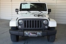 2015 Jeep Wrangler 4WD Unlimited Sport for sale 100960037