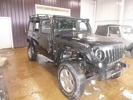 2015 Jeep Wrangler 4WD Unlimited Sahara for sale 100961629