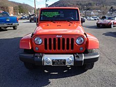 2015 Jeep Wrangler 4WD Unlimited Sahara for sale 100968045