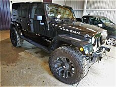 2015 Jeep Wrangler 4WD Unlimited Rubicon for sale 100973043