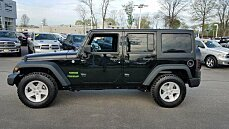 2015 Jeep Wrangler 4WD Unlimited Sport for sale 100981536