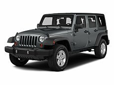 2015 Jeep Wrangler 4WD Unlimited Sahara for sale 100989845