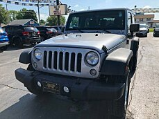2015 Jeep Wrangler 4WD Sport for sale 100999325