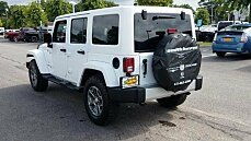 2015 Jeep Wrangler 4WD Unlimited Sahara for sale 101005169