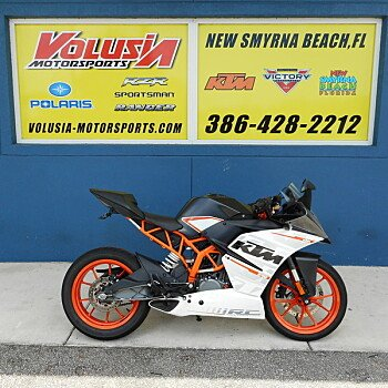 2015 KTM RC 390 for sale 200556607