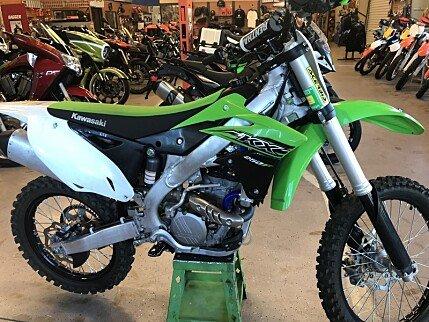 2015 Kawasaki KX250F for sale 200507570