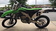 2015 Kawasaki KX450F for sale 200471259