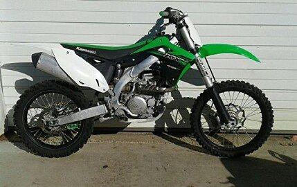 2015 Kawasaki KX450F for sale 200498129