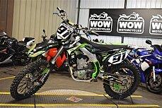 2015 Kawasaki KX450F for sale 200501301