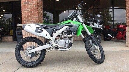 2015 Kawasaki KX450F for sale 200601468