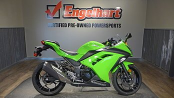 2015 Kawasaki Ninja 300 for sale 200552597