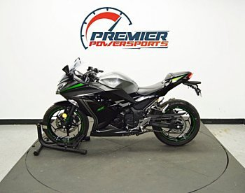 2015 Kawasaki Ninja 300 for sale 200570580