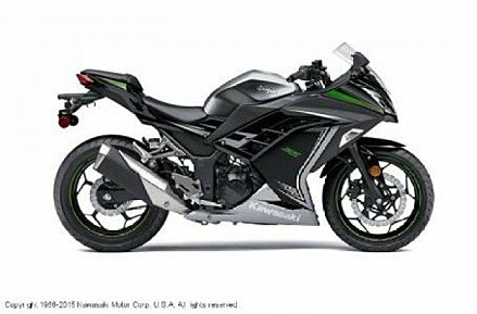 2015 Kawasaki Ninja 300 for sale 200430661