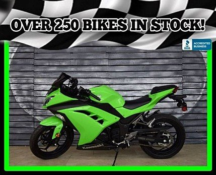 2015 Kawasaki Ninja 300 for sale 200482017