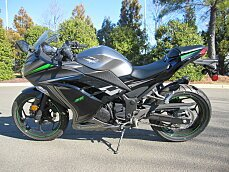 2015 Kawasaki Ninja 300 for sale 200518327