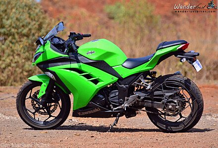 2015 Kawasaki Ninja 300 for sale 200573734