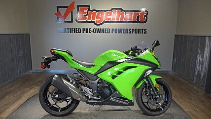 2015 Kawasaki Ninja 300 for sale 200582021
