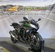 2015 Kawasaki Ninja 300 for sale 200625532