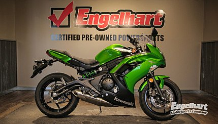 2015 Kawasaki Ninja 650 for sale 200582063