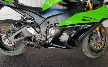 2015 Kawasaki Ninja ZX-10R ABS for sale 200509796