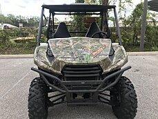 2015 Kawasaki Teryx for sale 200509107