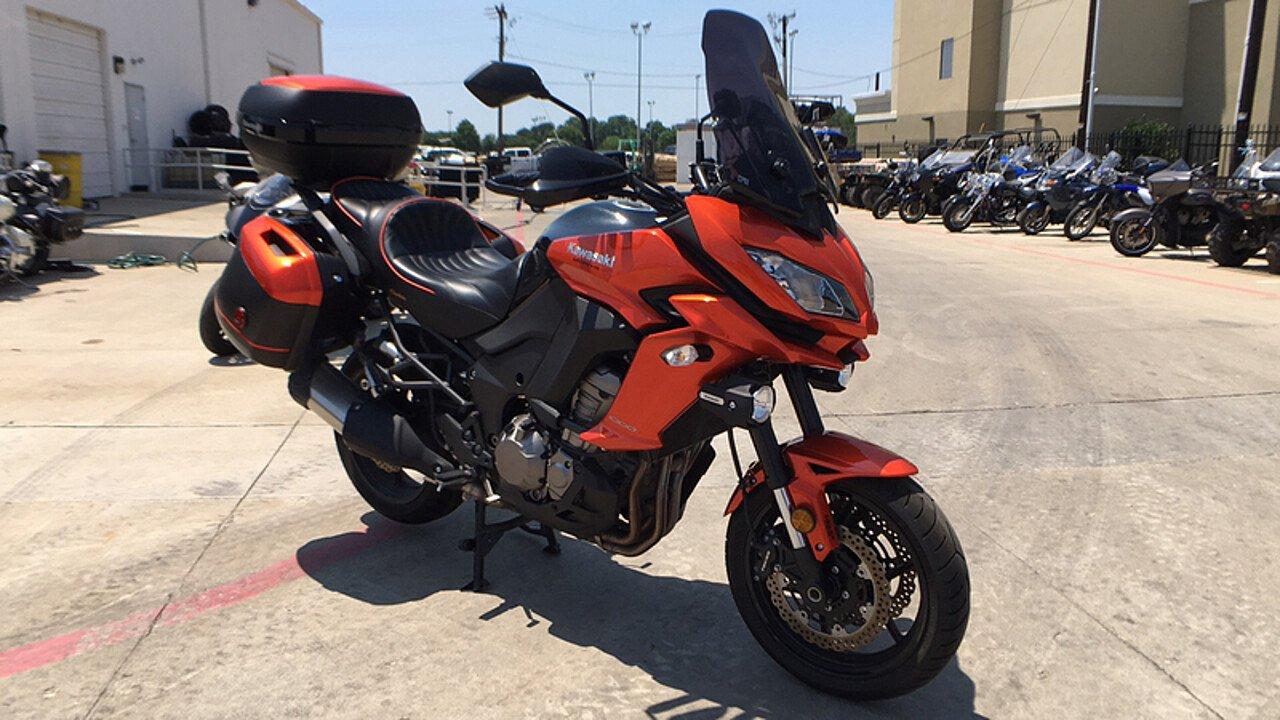 2015 Kawasaki Versys for sale 200463186
