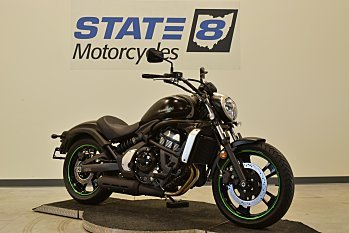 2015 Kawasaki Vulcan 650 for sale 200625349
