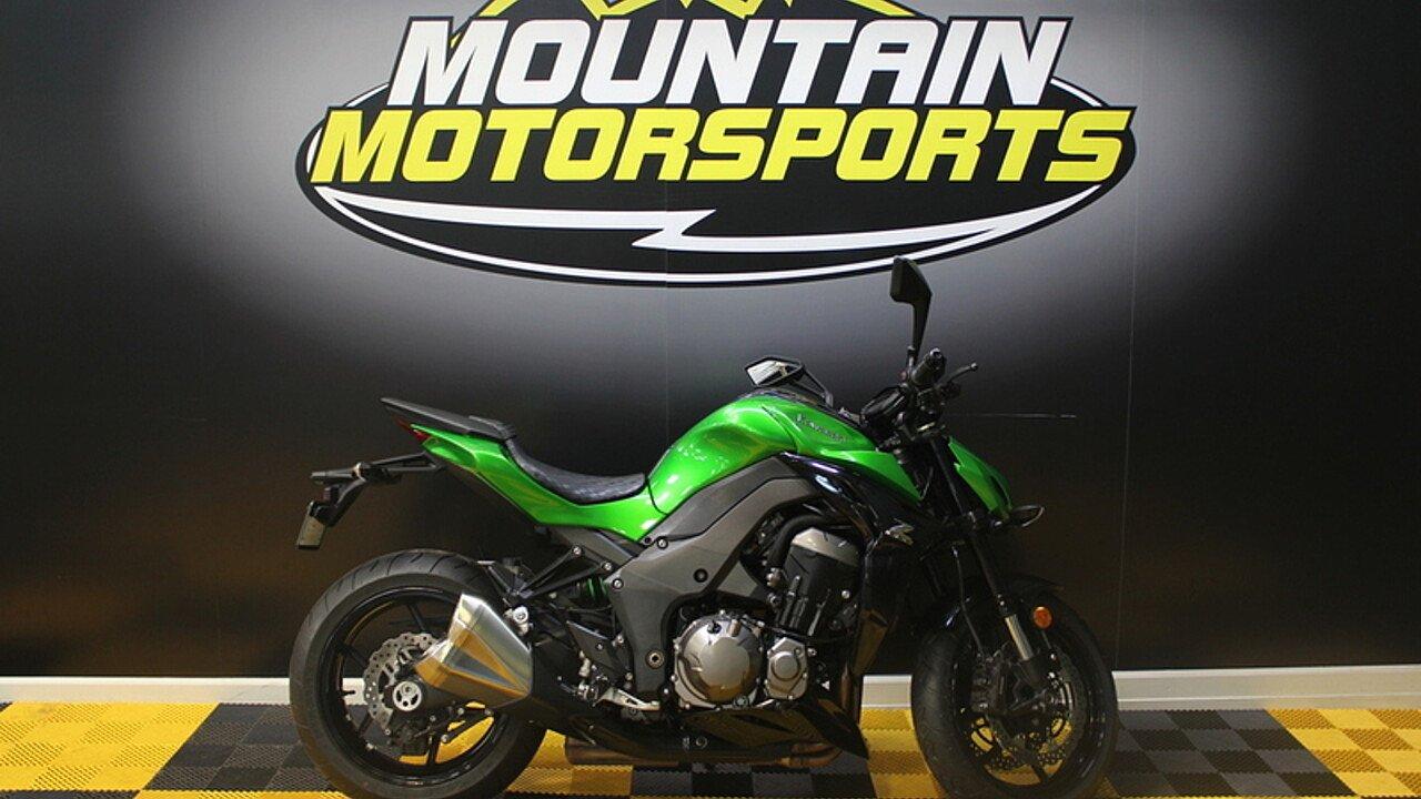 2015 Kawasaki Z1000 for sale 200582479