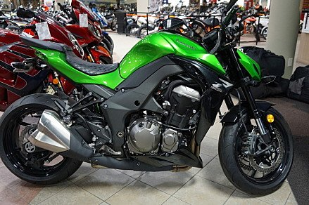 2015 Kawasaki Z1000 For Sale 200466939