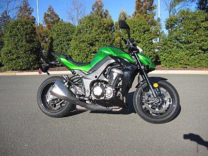 2015 Kawasaki Z1000 for sale 200530006